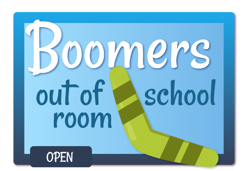 View Boomers out of school room