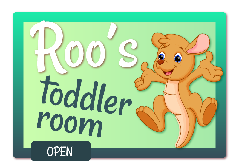 View Roo's toddler room